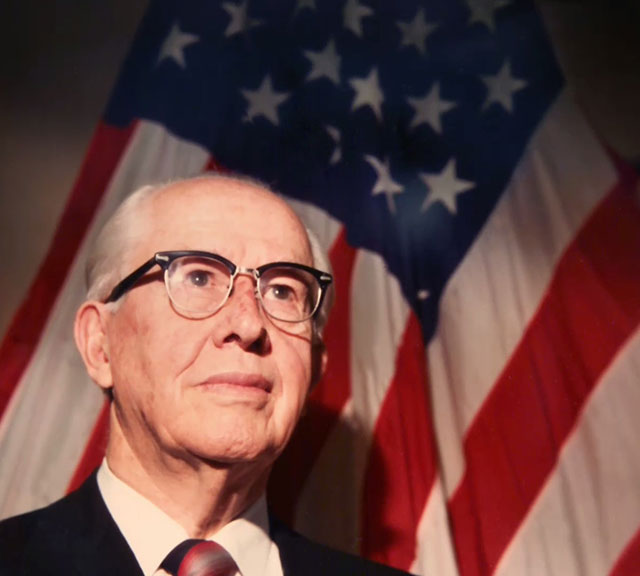 Ezra Taft Benson - Statesman - Patriot